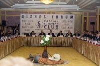 Caspian Ambassadors Club's traditional round table held_23